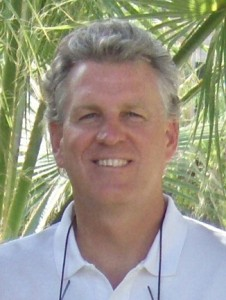 Chuck Meyer, client relations manager