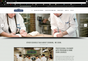 CookStreet.com website image