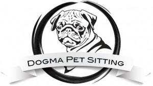 Dogma Pet Sitting logo concept image