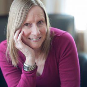 Cyndie Shaffstall, founder headshot image