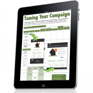 Taming Your Campaign infographic image