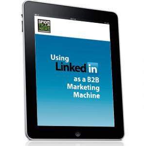 Using LinkedIn as a B2B Marketing Machine cover image